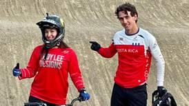 Tica Alexa Chávez va con todo para mundial de BMX