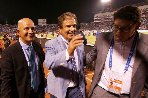Pinto desea alcanzar su segunda copa del mundo consecutiva. Foto: AP /Moises Castillo