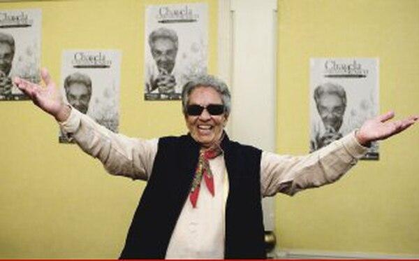 Chavela Vargas falleció en agosto de 2012 a los 93 años. AP.