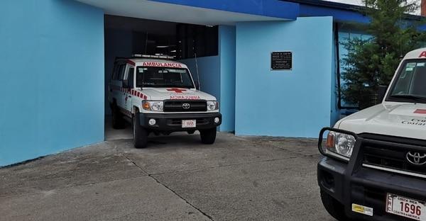 El joven murió en la clínica de Guácimo. Foto: Reiner Montero