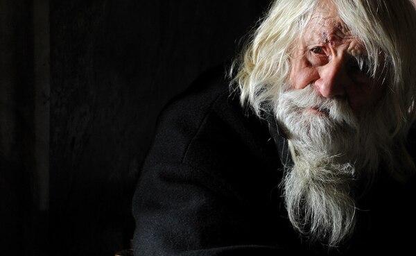 Abuelo Dogri mendigaba en particular en la gran catedral de Sofía, Alexandre Nevski, a la cual donó más de 40.000 leva (unos 20.000 euros). Foto AFP