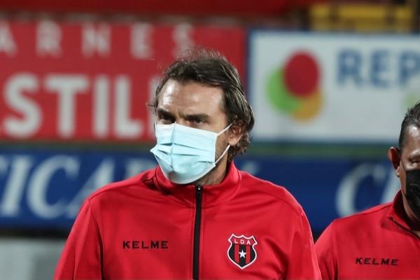 Andrés Carevic. Alonso Tenorio.