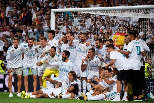 Real Madrid y Barcelona tendrán grupos con rivales incómodos