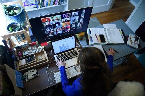 La aplicación se ha hecho superpopular en todo el mundo. Fotografía: AFP.