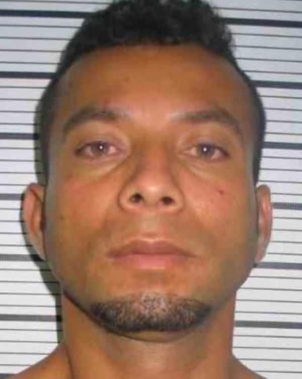Allen Suazo Chaves, se encuentra en Ejecución de la Pena, por el delito de homicidio. Foto: OIJ