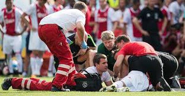 Fue un golpe bastante duro para todo el Ajax. Foto: Goal.com