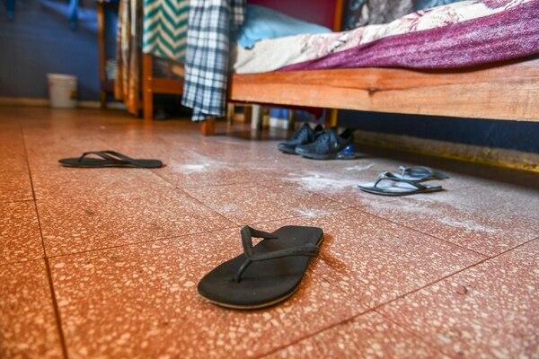 Muchos de los muchachos presos pertenecen a bandas criminales. Foto: Jorge Castillo.