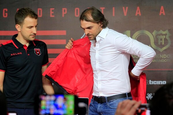 El día que Soto no mencione a Agustín Lleida o a Andrés Carevic será un milagro. Rafael Pacheco