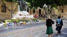 Malta rinde tributo a periodista asesinada