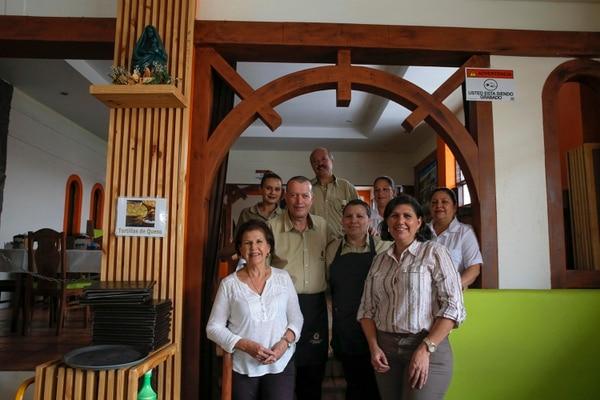 El reconocido lugar actualmente le da trabajito a unas 20 personas. Foto: Mayela López