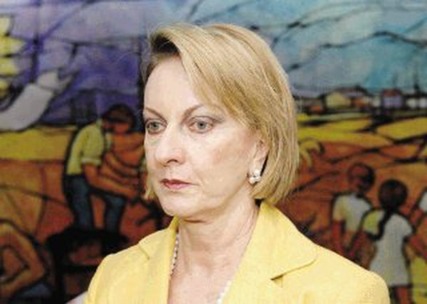 Ofelia Taitelbaum fue ministra de Vivienda, diputada y defensora de los Habitantes. Foto: Archivo