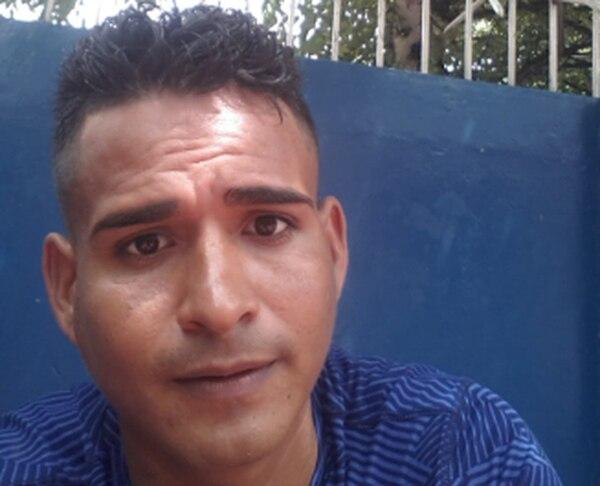Si usted ha visto a Ervin Alexander Zamora Peña, llame a la línea confidencial 800 8000 645 del OIJ. Foto: Cortesía Erick Robleto