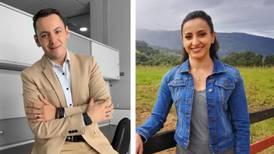 Dos periodistas llenos de curiosidades llegaron a Informe 11