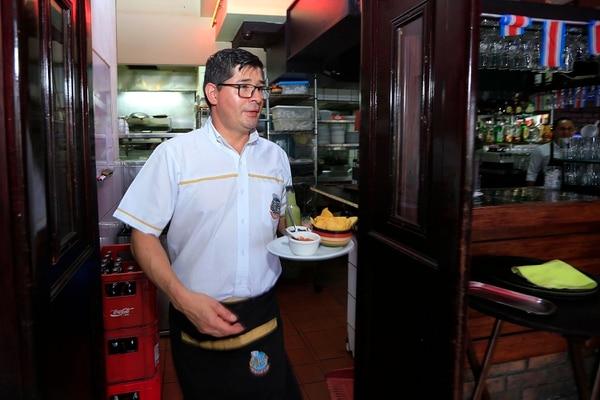 En restaurantes como Papa pez siguen poniéndole bonito. Foto: Rafael Pacheco