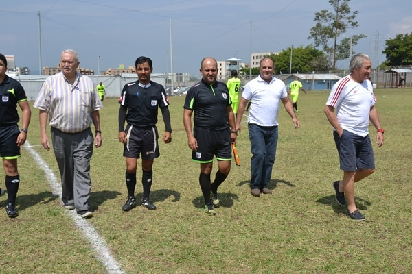 Los invitados compartieron mucho con los jugadores y otros privados. Foto: Shirley Vásquez