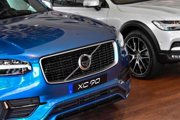 Volvo abandonará los combustibles fósiles en 2019