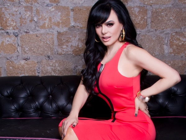 La cantante grupera quería que la tica Maribel Guardia protagonizara su película biográfica. Archivo
