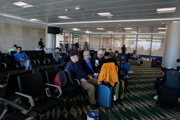 Un total de 414.722 europeos llegaron al país el año pasado por vía aérea. Fotos: Mayela López