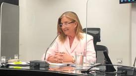 Ministerio Público investigará a exfiscala Emilia Navas por supuesto incumplimiento de deberes