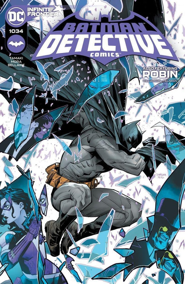 Daniel Mora Chaves, el dibujante costarricense que vive en La Guácima de Alajuela, quien ya dibujó cuatro revistas del Batman del Futuro para la mega franquicia mundial DC Comics