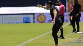 """Walter Centeno: """"Vamos a trabajar igual para el partido de vuelta"""""""