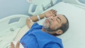 Urge localizar a los familiares de paciente del Calderón Guardia