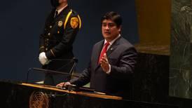 (Video) Pifia de Univisión con el presidente Carlos Alvarado