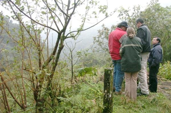 Las búsquedas fueron en varias partes del país, incluso en el Zurquí. Foto: GN