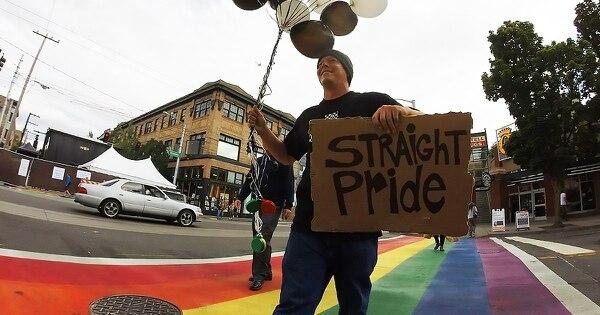 Este nuevo desfile está causando polémica en Boston. Twitter.