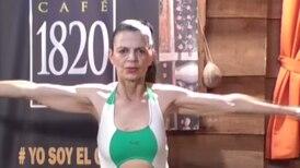 """Jill Paer: """"Al principio me dijeron que no iba a volver a caminar y hoy ya puedo hasta bailar"""""""