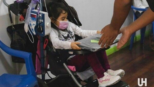Ya se llevaron a cabo las primeras donaciones. Foto: Cortesía de la Universidad Hispanoamericana.
