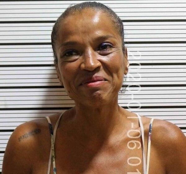 Cecilia de los Ángeles Barahona Contreras, 50 años, sentenciada por robo agravado, es requerida por el Juzgado de Ejecución de la Pena de Puntarenas. Foto: OIJ