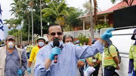 (Audio) Funcionarios esperan que Albino Vargas no tenga COVID-19 porque irrespetó todas las medidas
