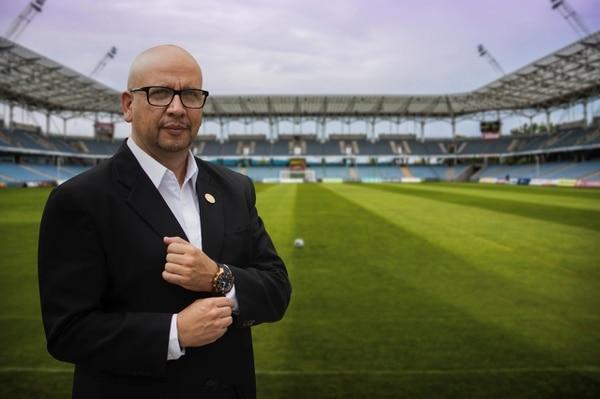 Carlos Marín, psicólogo deportivo que trabajó con Jicaral y el Saprissa. Foto: Cortesía.