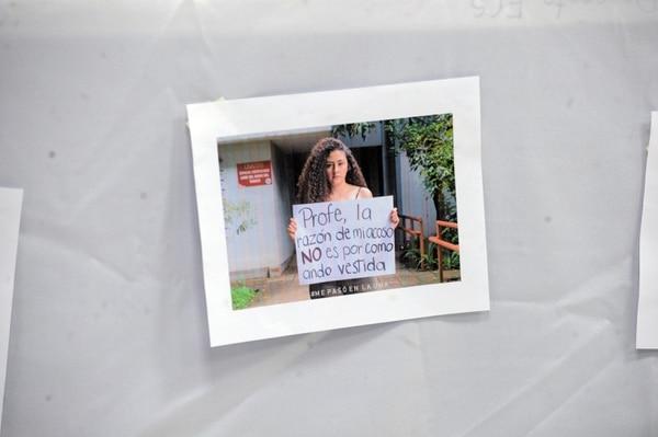 El acoso se da tanto en las aulas como en los pasillos. Foto Jorge Castillo