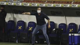"""Andrés Carevic: """"Debemos mostrar un carácter ganador"""""""