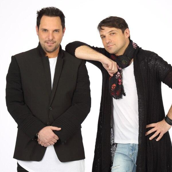 Los hermanos Castillo darán un paseo por lo mejor de su música. Facebook.
