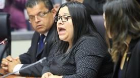 A Paola Vega, diputada del PAC, le llueve durísimo en redes por su voto sobre Venezuela