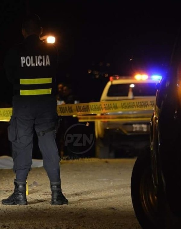 El hombre fue asesinado en la calle al frente de su casa. Foto: PZ Noticias / Archivo