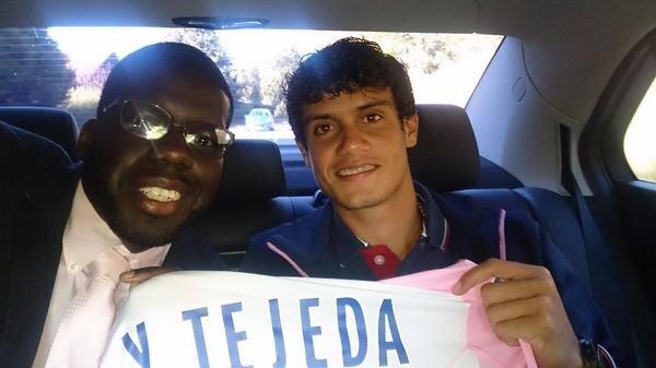 Tejeda seguirá pulseandola con el Lausanne-Sport. Foto: Archivo GN