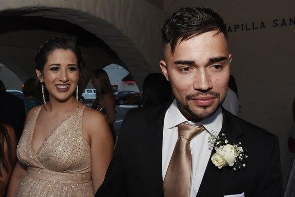 Fabián es el hermano menor de Meli, a quien ella cuida mucho. Foto: Carlos González