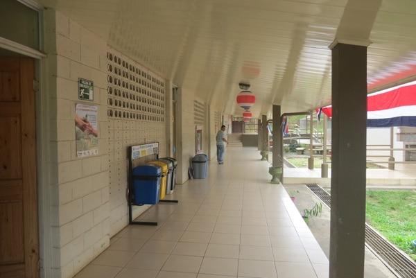 Varias escuelas del país lucen vacías. Foto: Archivo.