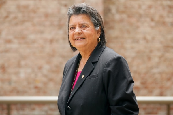 Aida Maria Montiel, diputada. Foto Jeffrey Zamora