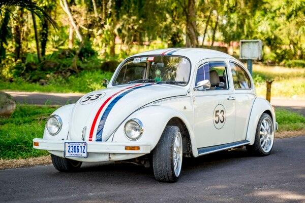 Herbie, el chuzo de Rafael Madriga. Cortesía: Rafael Madriga