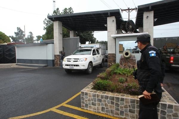 La cárcel es un fuerte militar y por eso tiene muchas comodidades. Foto: La Prensa Libre Guatemala.