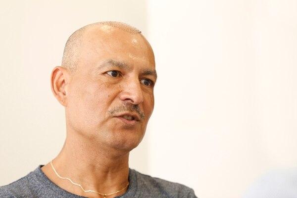 Roy Calderón ganó la batalla a quienes le negaban un derecho. Foto: Albert Marín.