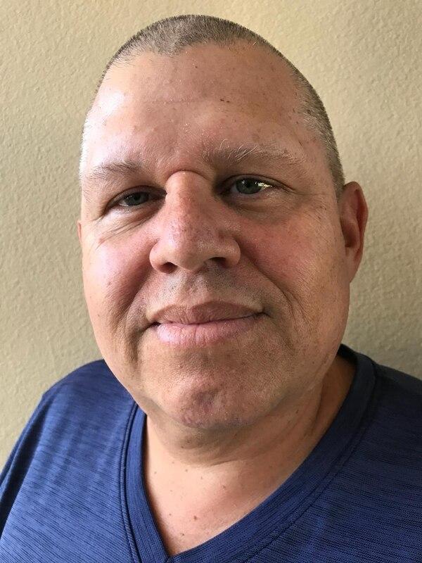 Mauricio Cruz, hijo de don Alfredo Cruz. Cortesía.
