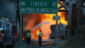 Chofer de cisterna cuenta escape milagroso del incendio en el que murieron dos personas