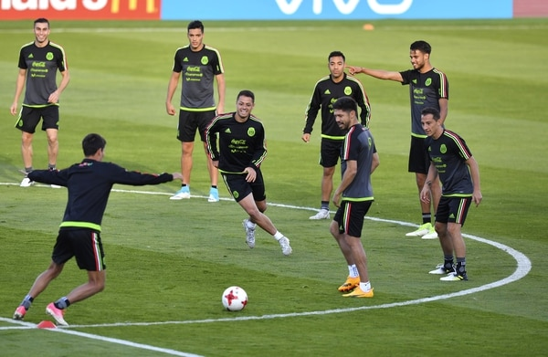 México y Portugal empatan 2-2 en la Copa de las Confederaciones