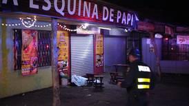 Matan a veinteañero de varios balazos frente a bar La Esquina de Papi en La Unión